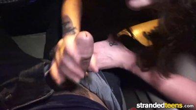 Mofos - Stranger Fucks Gia Paige