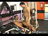Sexy Latin Gay Wants Anal Bareback Seen
