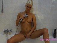 My-Sexy-Place.com – Karina24 – Her first shower and bathtub expirience
