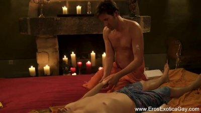 Erotic Tantra Massage Part 1