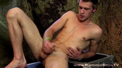 First casting - Standa Toth from Hammerboys TV