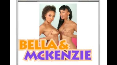 Horny Black Girls Love The Taste Of Pussy!