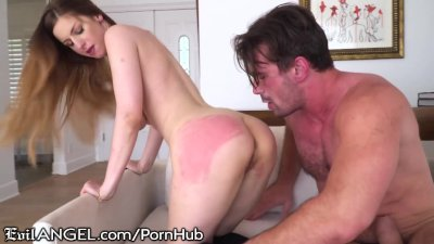 Stella Cox Buttfucked While Her Big Tits Bounce