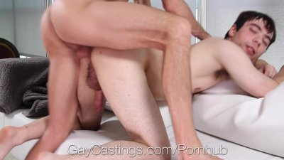 GayCastings - Nico Duvall Gets Fucked By His New Agent