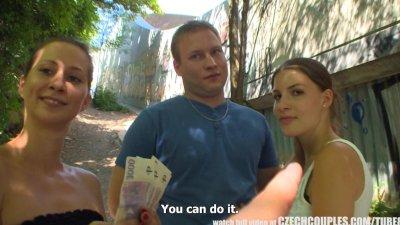 ceche milf pablic money