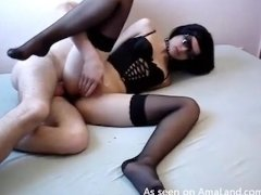 Young Teen bound and fucked