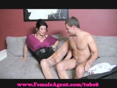 FemaleAgent. Sex starved casting.