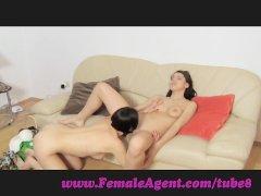 Femaleagent  Virgin lesbian