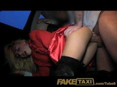 FakeTaxi Young girl in secret sperm donar