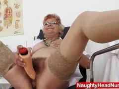 Woolly grandma unshaved twat closeups