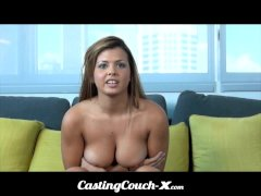 Casting Couch X Young dancer has sex for cash