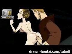 Star Wars Porn   Padme loves anal