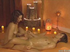 Erotic Handjob From Ancient India