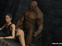 Lara Craft Womb Raider