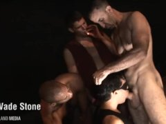 Alex  Wade Stone  Steven Richards and Ty Roberts