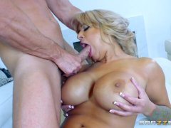 Brazzers   Hot Milf Alyssa Lynn is an animal