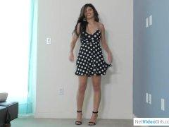 Netvideogirls   Accidental creampie during ambush threeway