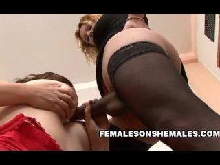 Karen Venus A Shemale Who Digs Girls