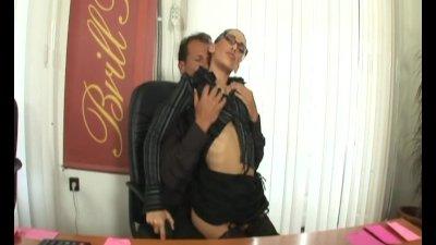 Mya Diamond office sex