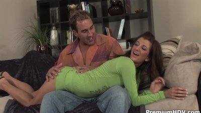Italia drilled in her ass