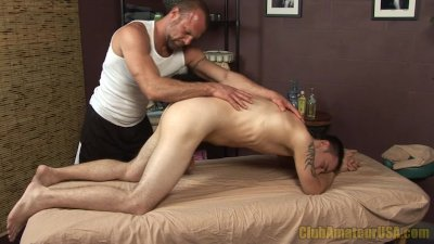 Straightguy Rubbed and Tugged