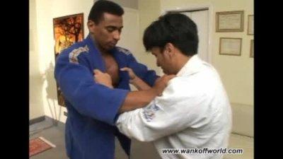 Judo Wrestling Sex