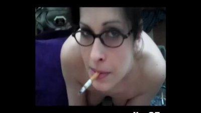 ExGF Deep Hard and Smoking Hot