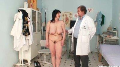 Big tits plump milf Zora hairy