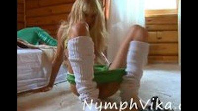 Russian teen lesbians showing assets