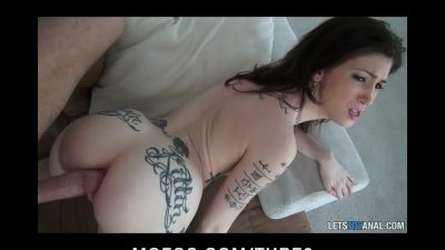 Emo Slut First Anal Ass Fuck 26