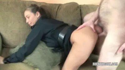 Logan fucks naughty blonde Leeannas sweet twat
