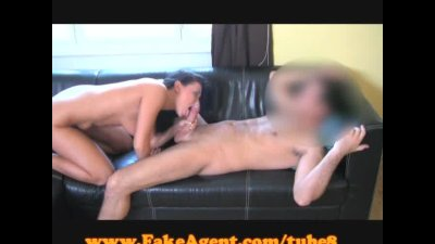 FakeAgent Hot amateur in casting interview