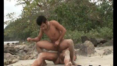 Horny Gay Latin Hardcore Anal Fucking