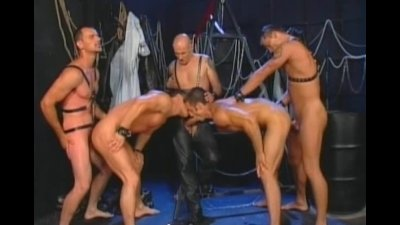 Leather Orgy Studs