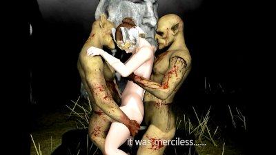 Princess Fucks Some Goblins