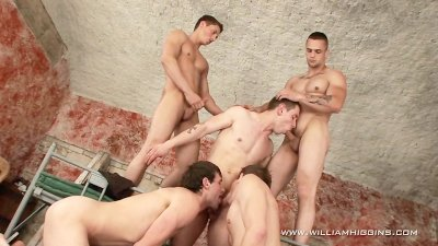 ORGY after garden party 1