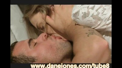 DaneJones Hot couple in love