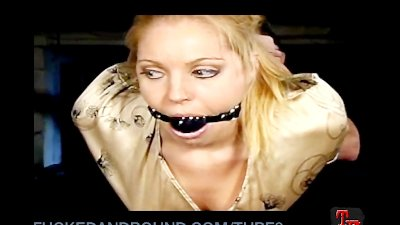 Hollie Stevens Tied Up and Fuc