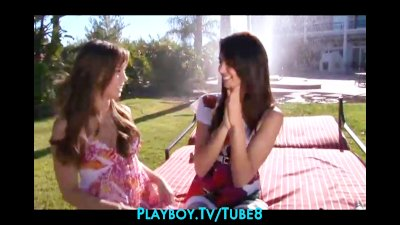 Two long time girlfriends make love for the first time