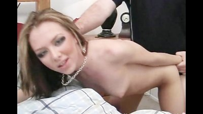 Skinny chick fucked in hotel r