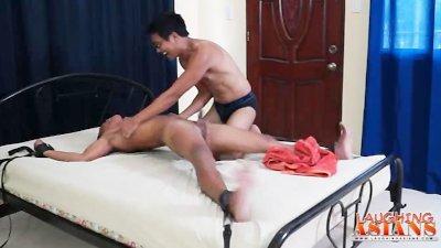 Tickling Javey