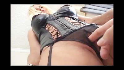 Blonde Big Tits MILF Totally Tabith Ass Fucked