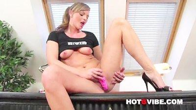 Sandra Sanchez Masturbates 2