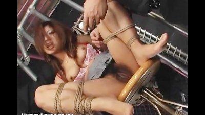 Japanese Bondage Sex YaYoi Pt 3