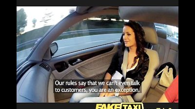FakeTaxi Horny Adele just want