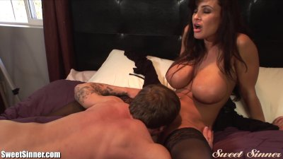 Lisa Ann Fucks Young Muscled Stud