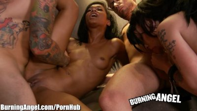 Burning Angel Sex Slaves Skin