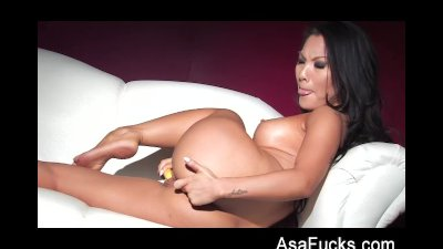 Asa Akira's Hot Two Toy DP