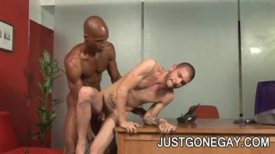 Billy Long And Tristan Mathews - A BreathTaking Gay Interracial Fucking