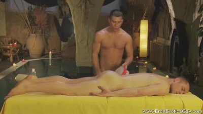 Anal Massage That Relaxes Both Partners